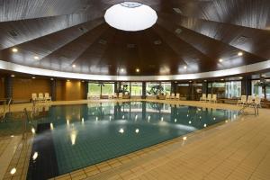 Бассейн в Hotel Vitarium Superior - Terme Krka или поблизости
