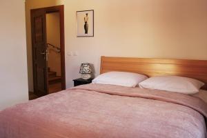 Кровать или кровати в номере Old Town Boutique Apartments