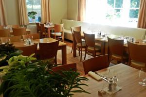 Restaurace v ubytování Wellness Hotel Bozeňov
