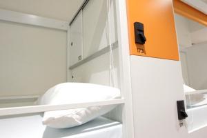 A bathroom at Urban Youth Hostel