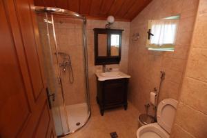 Ένα μπάνιο στο Τυμφαία Έπαυλη