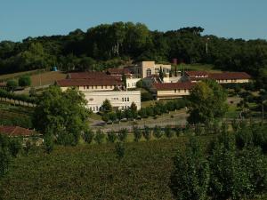 A bird's-eye view of Hotel Villa Michelon