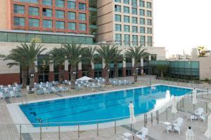 The swimming pool at or near Leonardo Plaza Ashdod