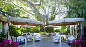 A restaurant or other place to eat at Fisher Island Club and Hotel