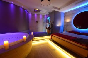 Spa and/or other wellness facilities at Hotel Ambassador