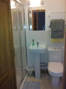 A bathroom at Bed and Breakfast Ashfield