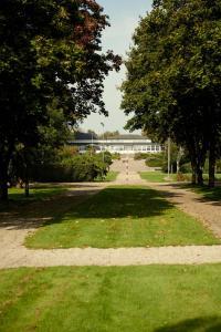 Arnbjerg Pavillonenにある庭
