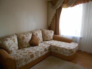 Гостиная зона в Купеческий на Ленина