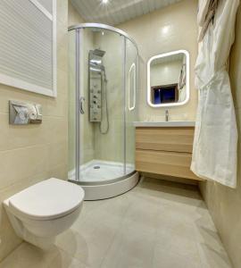 Ванная комната в Artefact