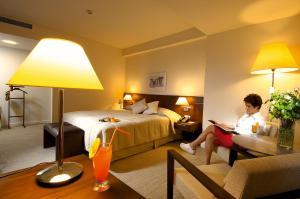 A room at Ontur Izmir Otel