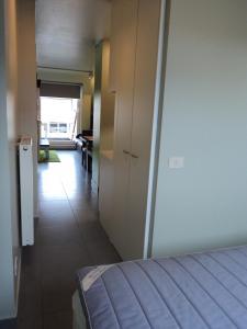 Ein Bett oder Betten in einem Zimmer der Unterkunft For Ever