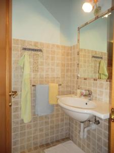 Bagno di Country House Cunial