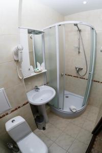 Ванная комната в Алые Паруса