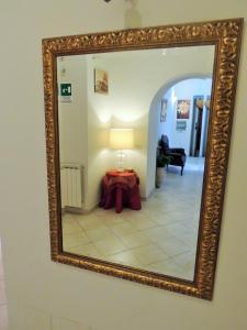 Lobby/Rezeption in der Unterkunft Florida rooms - comfort Hotel