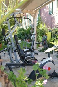 Palestra o centro fitness di Captain's House