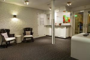 Hall ou réception de l'établissement ibis Styles Amsterdam City