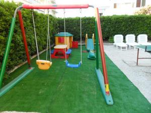 Children's play area at Hotel Hamburg