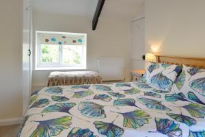 A room at Cronk Darragh Cottage