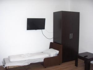 Телевизор и/или развлекательный центр в Krasteva House