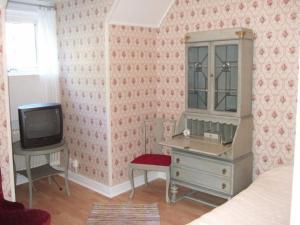 En tv och/eller ett underhållningssystem på Rönninge Gård