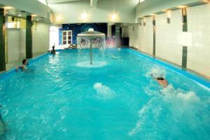 المسبح في فندق سبا تيرمي أو بالجوار