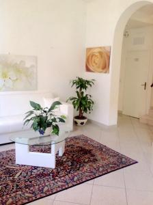 A bathroom at Residence Villa Ofelia