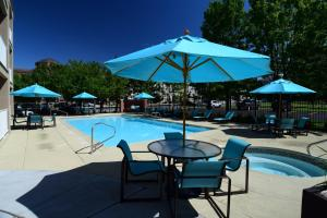 The swimming pool at or near Residence Inn by Marriott Salt Lake City Downtown