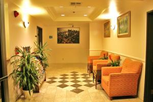 Lobby alebo recepcia v ubytovaní Titta Inn