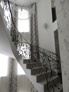 Балкон или терраса в Отель Север