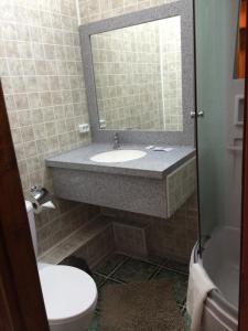 Ванная комната в Гостиница ВМ - Центральная