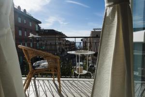 A balcony or terrace at Casa Vacanze Circe