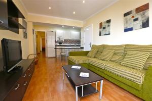 Zona de estar de Apartment Vasco de Gama