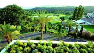 A bird's-eye view of Royal Mougins Golf, Hotel & Spa de Luxe