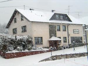 Pension Hilberath im Winter
