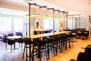 The lounge or bar area at Park Inn by Radisson Central Tallinn