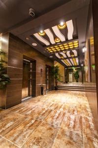 O saguão ou recepção de Yanbu Inn Residential Suites