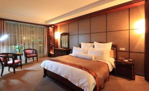 A room at Southern Airline Pearl Hotel