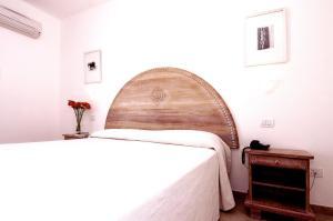 Letto o letti in una camera di Hotel Angedras