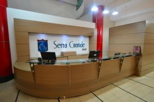 The lobby or reception area at Hotel Serra Grande - SERRA - ES