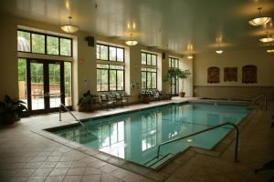 The swimming pool at or near Embassy Suites Napa Valley
