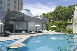 The swimming pool at or near Mod Hotels Mendoza