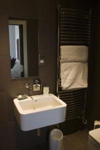 A bathroom at The Rooms Lytham
