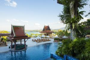The swimming pool at or near Chanalai Garden Resort, Kata Beach - SHA Plus