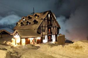 Edelweiss Hotel зимой