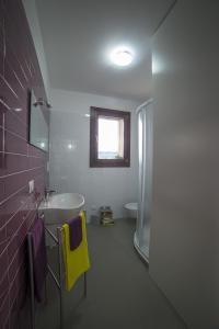 A bathroom at Residence Milano Bicocca