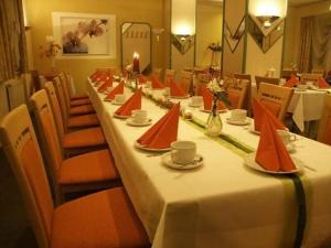 Ресторан / где поесть в Adler-Hotel Delitzsch