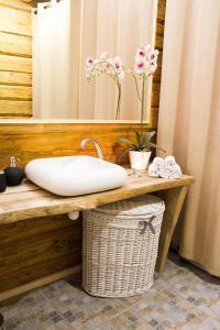 Un baño de Meretuule Holiday Home