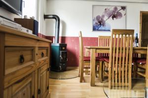 Küche/Küchenzeile in der Unterkunft Casa Casimir