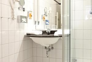 Ванная комната в Aparthotel Zingst