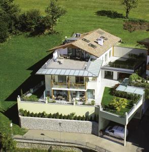 Blick auf Residence Gruberhof aus der Vogelperspektive